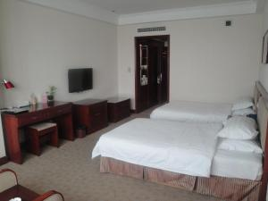 Shandong Jindu Hotel, Отели  Цзинань - big - 2