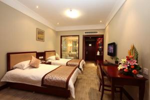 Shandong Jindu Hotel, Отели  Цзинань - big - 9