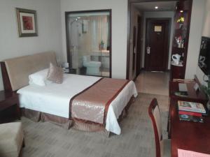 Shandong Jindu Hotel, Hotely  Jinan - big - 6
