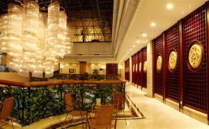 Shandong Jindu Hotel, Отели  Цзинань - big - 17
