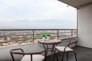 myLUXAPART Las Condes, Apartmány  Santiago - big - 51