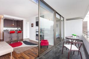 myLUXAPART Las Condes, Apartmány  Santiago - big - 53