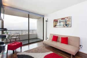 myLUXAPART Las Condes, Apartmány  Santiago - big - 54