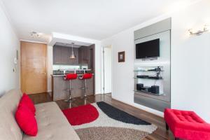 myLUXAPART Las Condes, Apartmány  Santiago - big - 55