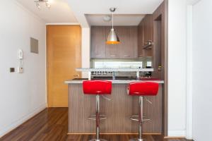 myLUXAPART Las Condes, Apartmány  Santiago - big - 62