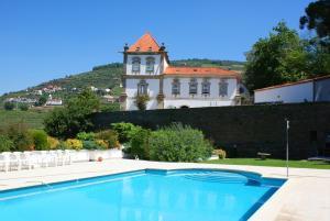 Casa das Torres de Oliveira, Penziony  Mesão Frio - big - 1