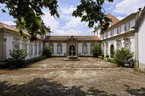 Casa das Torres de Oliveira, Penziony  Mesão Frio - big - 32