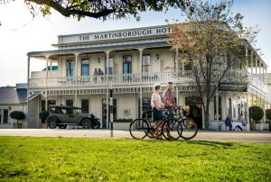 The Martinborough Hotel, Отели  Martinborough  - big - 1