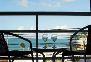 Apartamentos Deluxe VIP Ponta Negra, Apartmány  Natal - big - 31