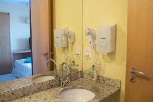 Apartamentos Deluxe VIP Ponta Negra, Apartmány  Natal - big - 11