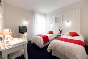 Hotel Biney, Hotely  Rodez - big - 14