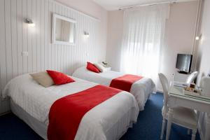 Hotel Biney, Hotely  Rodez - big - 16