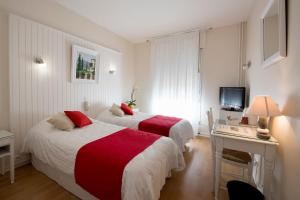 Hotel Biney, Hotely  Rodez - big - 18