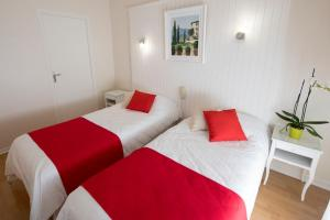 Hotel Biney, Hotely  Rodez - big - 19