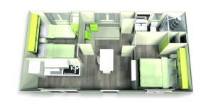 Mobile Homes Camping Biograd, Üdülőközpontok  Biograd na Moru - big - 10