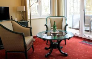 Kurhaus Devin, Hotels  Stralsund - big - 41