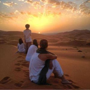 Riad Desert Camel, Hotels  Merzouga - big - 74