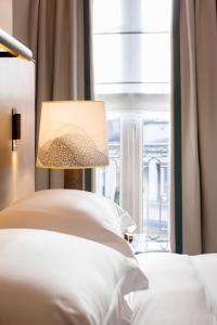 Hyatt-værelse med queensize-seng