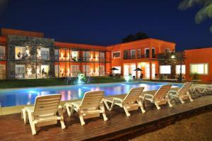 Minas Hotel, Hotel  Mina Clavero - big - 16