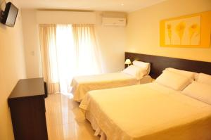 Minas Hotel, Hotel  Mina Clavero - big - 5