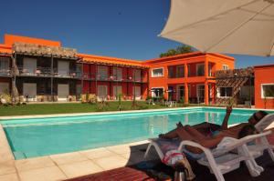 Minas Hotel, Hotel  Mina Clavero - big - 1