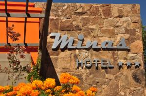 Minas Hotel, Hotel  Mina Clavero - big - 12