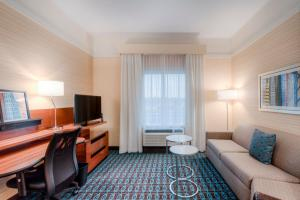 Fairfield Inn & Suites by Marriott Charlotte Airport, Hotely  Charlotte - big - 10