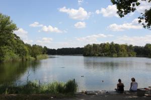 AZUR Waldcamping Auwaldsee, Rezorty  Ingolstadt - big - 45