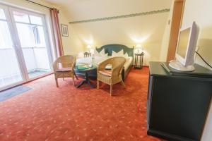 Kurhaus Devin, Hotels  Stralsund - big - 16