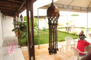 Pousada Alto da Colina, Hotels  Rio do Fogo - big - 8