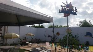 Pousada Alto da Colina, Hotels  Rio do Fogo - big - 22