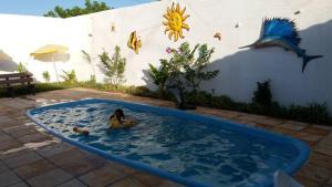 Pousada Alto da Colina, Hotely  Rio do Fogo - big - 25