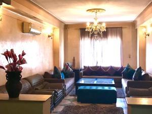 Sabor Appartement Gueliz, Ferienwohnungen  Marrakesch - big - 16