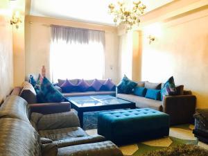 Sabor Appartement Gueliz, Ferienwohnungen  Marrakesch - big - 17