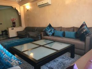 Sabor Appartement Gueliz, Ferienwohnungen  Marrakesch - big - 21