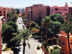 Sabor Appartement Gueliz, Ferienwohnungen  Marrakesch - big - 24