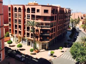 Sabor Appartement Gueliz, Ferienwohnungen  Marrakesch - big - 27