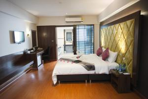 Grand Pink Hotel Hatyai, Hotely  Hat Yai - big - 14