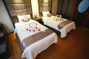 Grand Pink Hotel Hatyai, Hotely  Hat Yai - big - 15