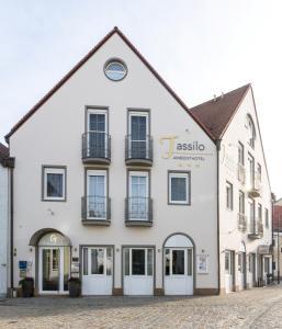 Ambienthotel Tassilo, Hotels  Dingolfing - big - 16