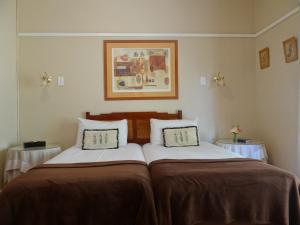 Economy Double or Twin Room with Sofa Bed
