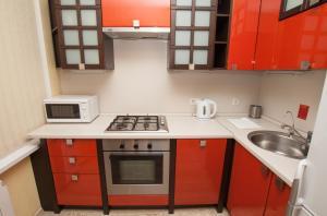 TVST Apartments Belorusskaya, Appartamenti  Mosca - big - 106