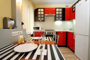TVST Apartments Belorusskaya, Appartamenti  Mosca - big - 109