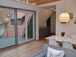Die Gönothek - Ferienwohnungen, Appartamenti  Iphofen - big - 18