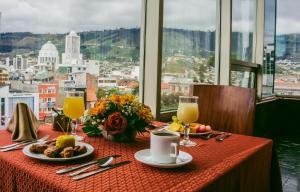 Hotel Emperador, Hotel  Ambato - big - 36