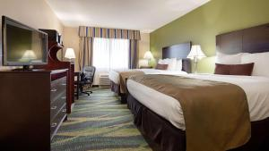 Best Western Plus Philadelphia Bensalem Hotel, Hotels  Bensalem - big - 8