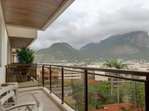 LinkHouse Beachfront Apart Hotel, Apartmanok  Rio de Janeiro - big - 70