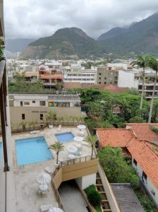 LinkHouse Beachfront Apart Hotel, Apartmanok  Rio de Janeiro - big - 71