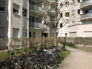 KN Kahtan Boarding House, Apartmány  Mníchov - big - 67