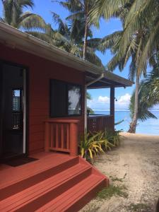 Bella Beach Bungalows, Villák  Rarotonga - big - 10